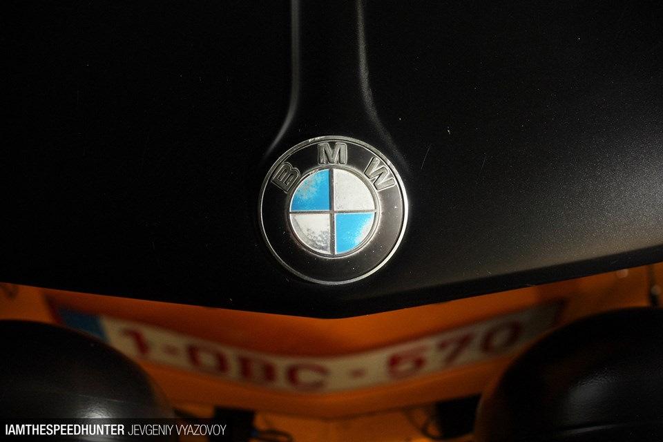 Вдохновленный гоночным BMW