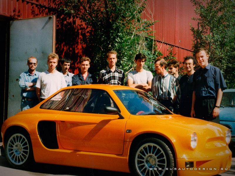 EL Motors и их удивительные проекты 1990-х