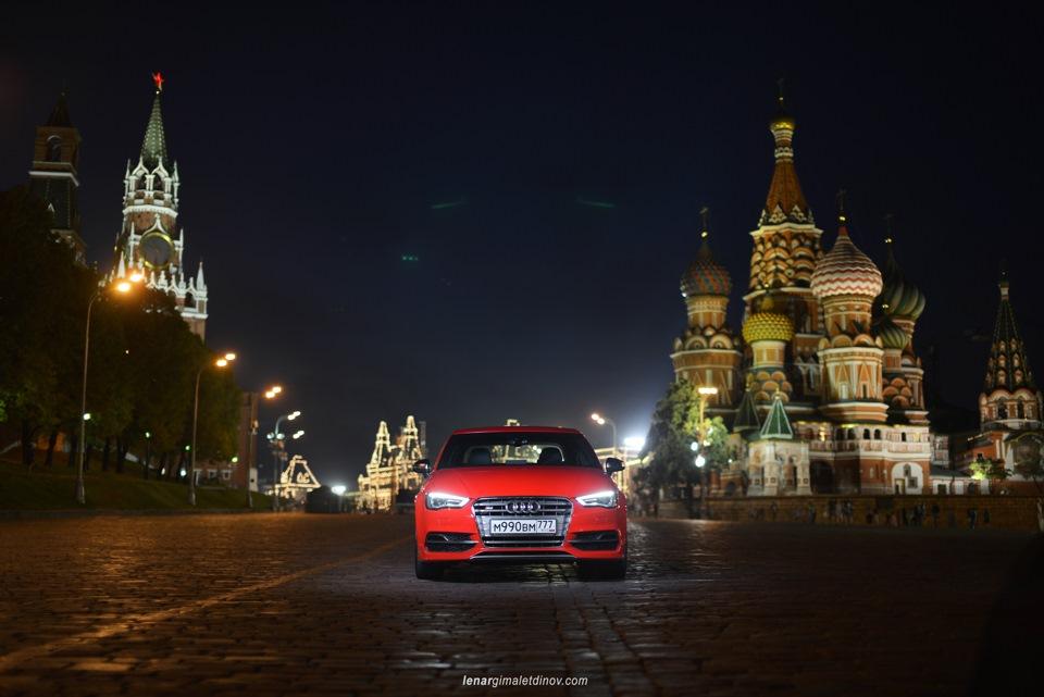 """Тест-драйв Audi S3 Sedan (300 л.с.) — """"трёхдневный тест"""""""