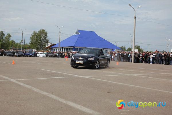 АвтоСабантуй — 2012 в Стерлитамаке (Башкорстостан)