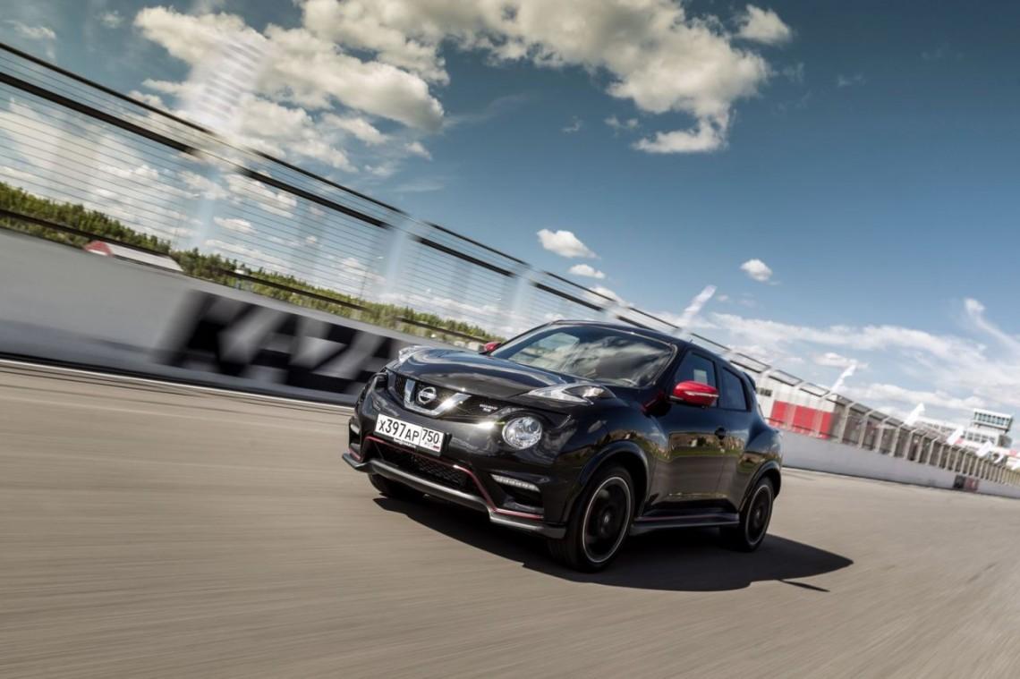 Тест-драйв Nissan Juke и Juke Nismo RS: Короткая встреча