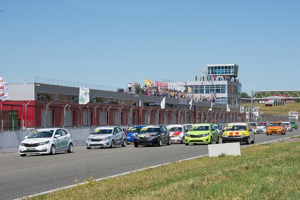 Открытый чемпионат Татарстана по кольцу перевалил экватор