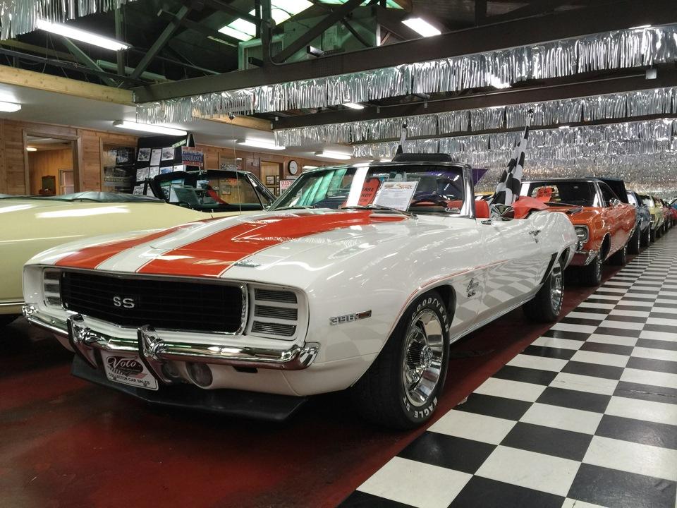 Майские в Чикаго, Auto Museum Volo_Part_2 — cборная солянка Muscle cars