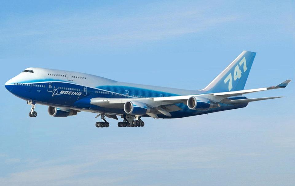 #ПеревожуКларксона Боинг-747