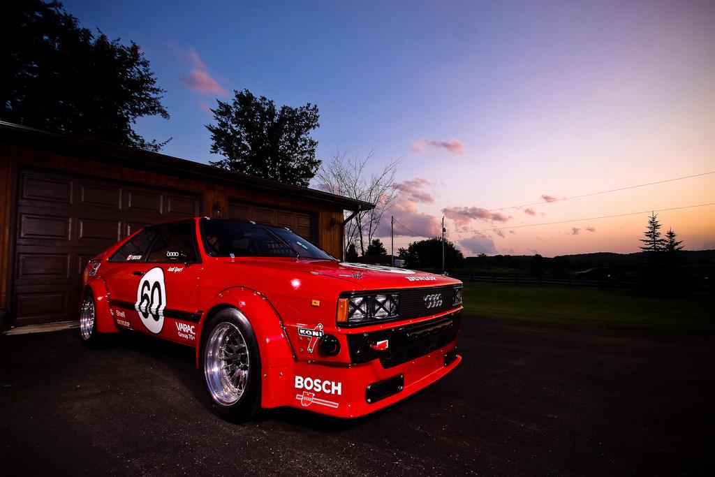 AUDI 80 GT 1982 года : от мечты к реальности ...