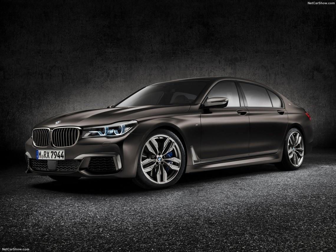 BMW M760Li xDrive — истребитель представительского класса