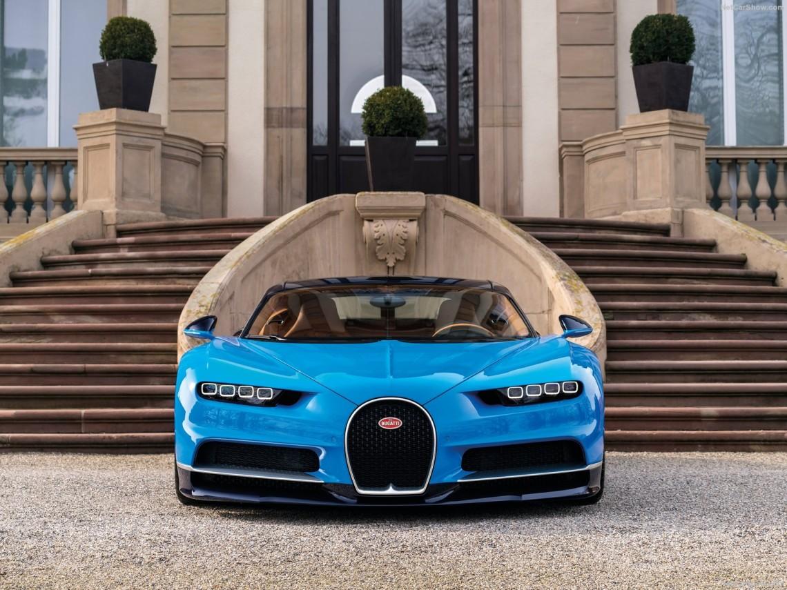 Bugatti Chiron - CAR, который ГИПЕР