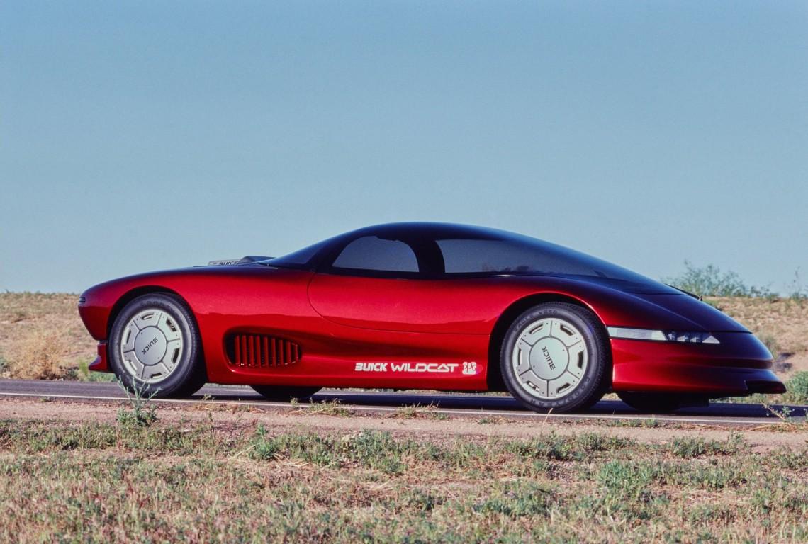 #НеизвестнаяАмерика, часть 51: Американский футуризм 1980-х - Buick WildCat