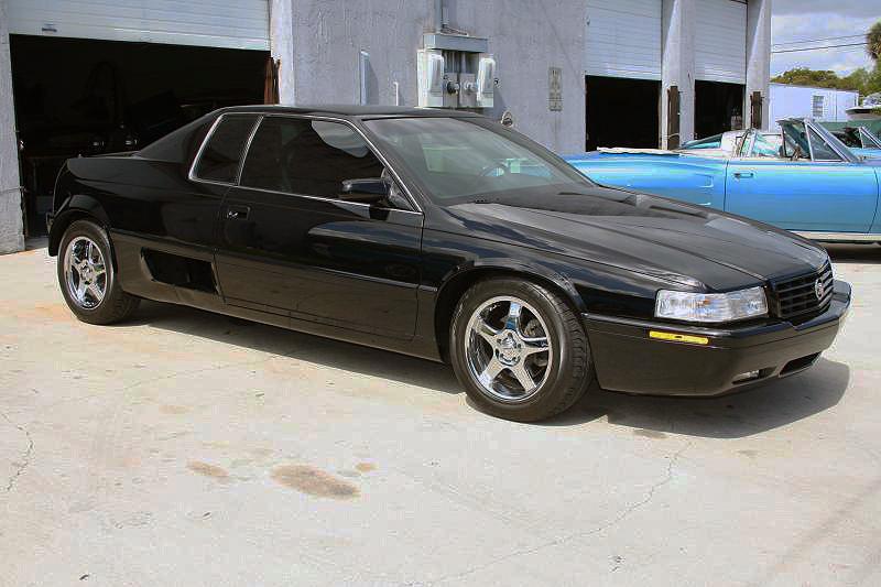 #НеизвестнаяАмерика, часть 10: Cadillac Eldorado by Mosler