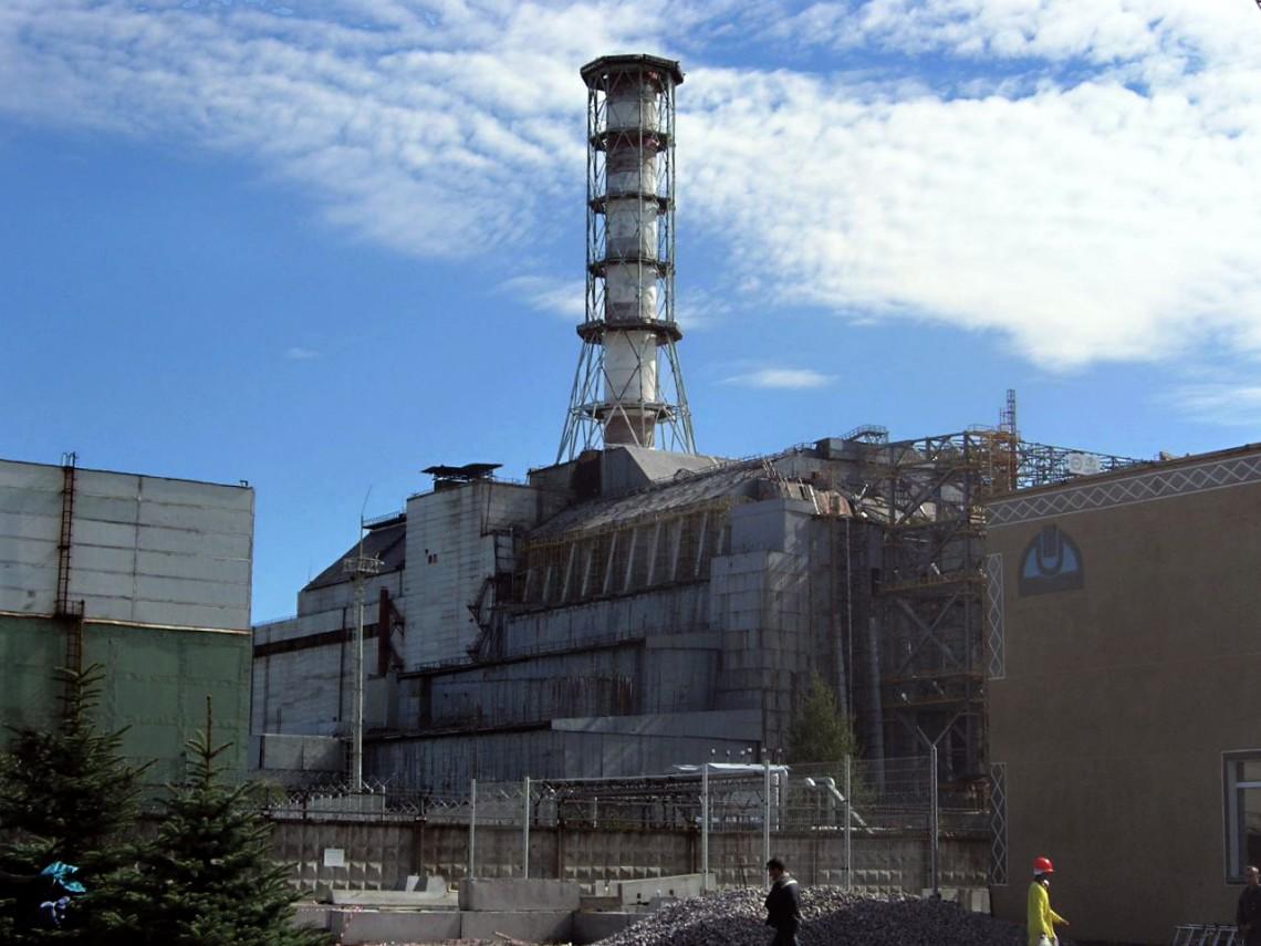 30-летию Чернобыльской катастрофы посвящается…