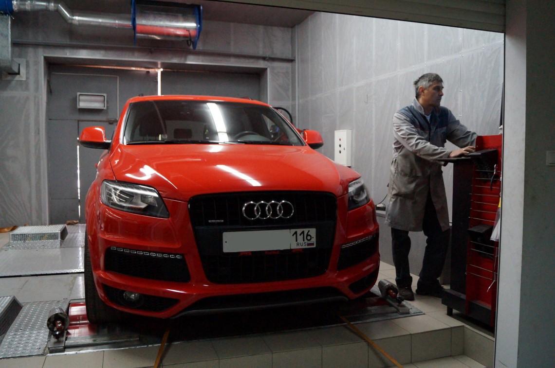 Как измеряют мощность автомобиля?