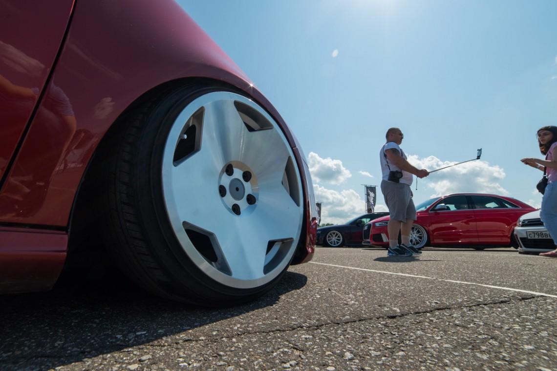 Юбилейный VW Festival 2016 - как это было!