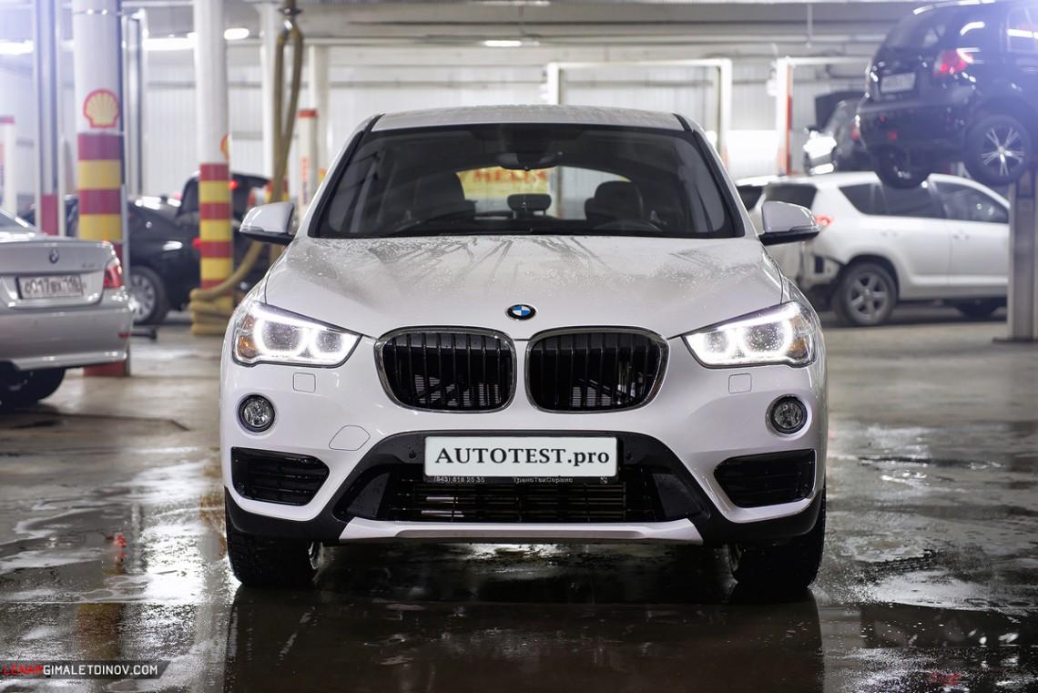 Сравнительный тест-драйв: BMW X1 F48 и его конкуренты