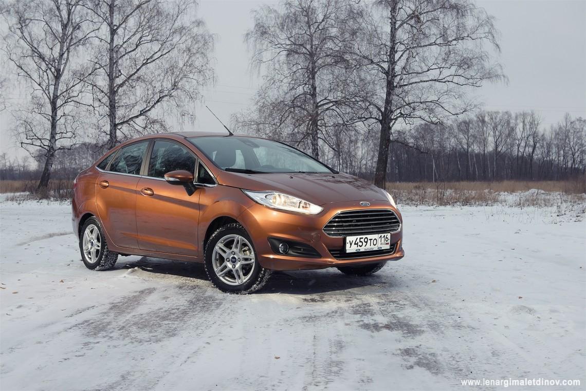 Ford Fiesta из Набережных Челнов: старт трёхнедельного тест-драйва