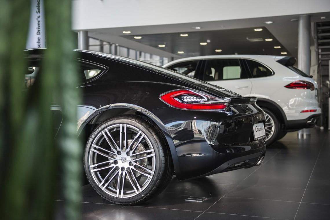 Откройте летний сезон побед с вашим Porsche