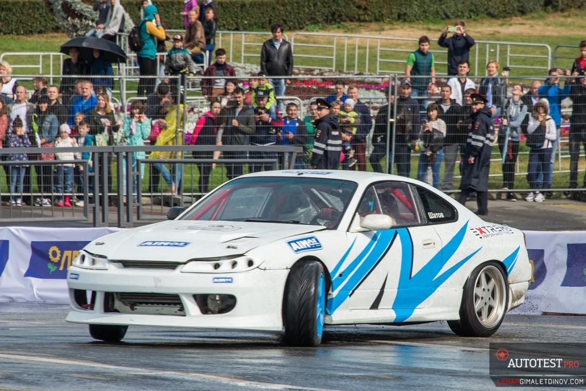 NissaТo на Kazan City Racing 2016