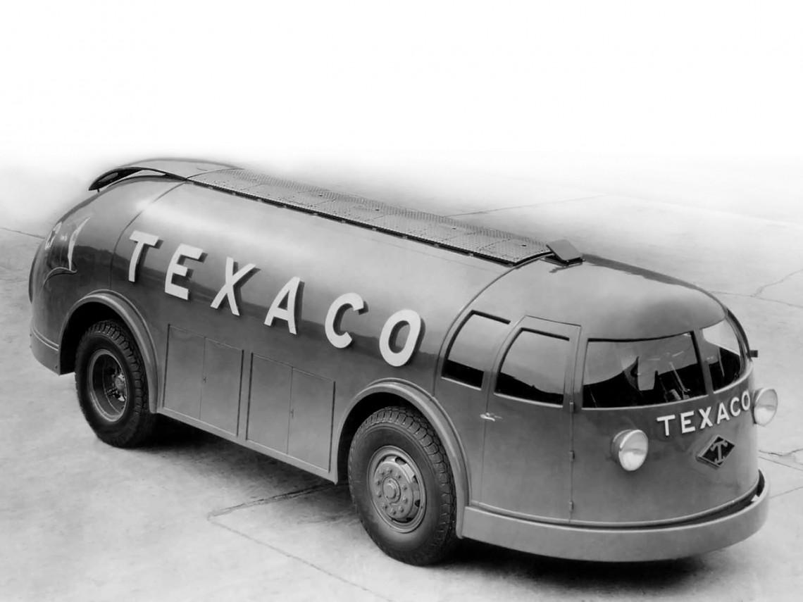 #НеизвестнаяАмерика, часть 49: Красота прагматизма - Diamond T Texaco Doodlebug 1935