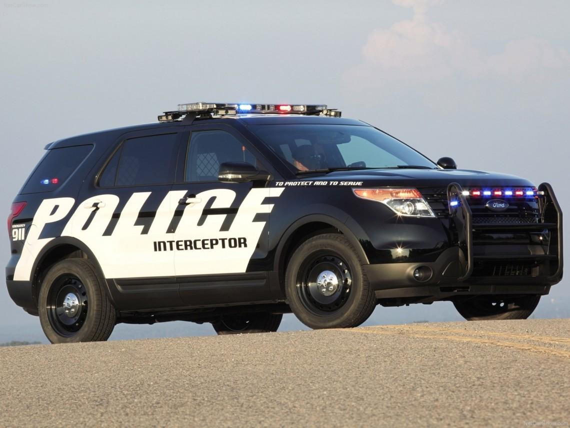 Полицейские автомобили CША, где их делают?