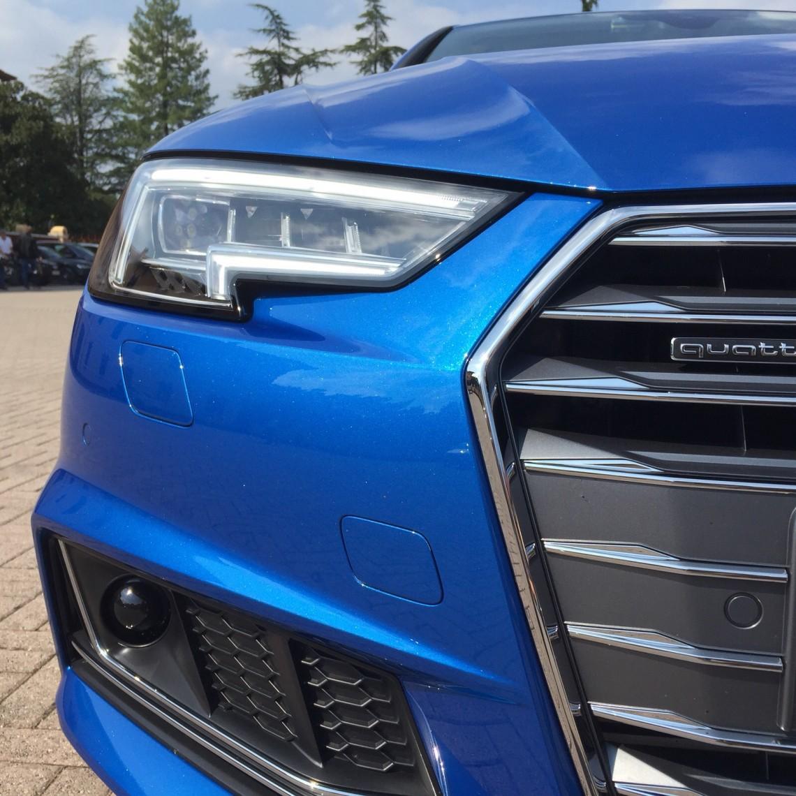 Абсолютно новая Audi A4, эксклюзивные фото и видео с ездовой презентации в Венеции