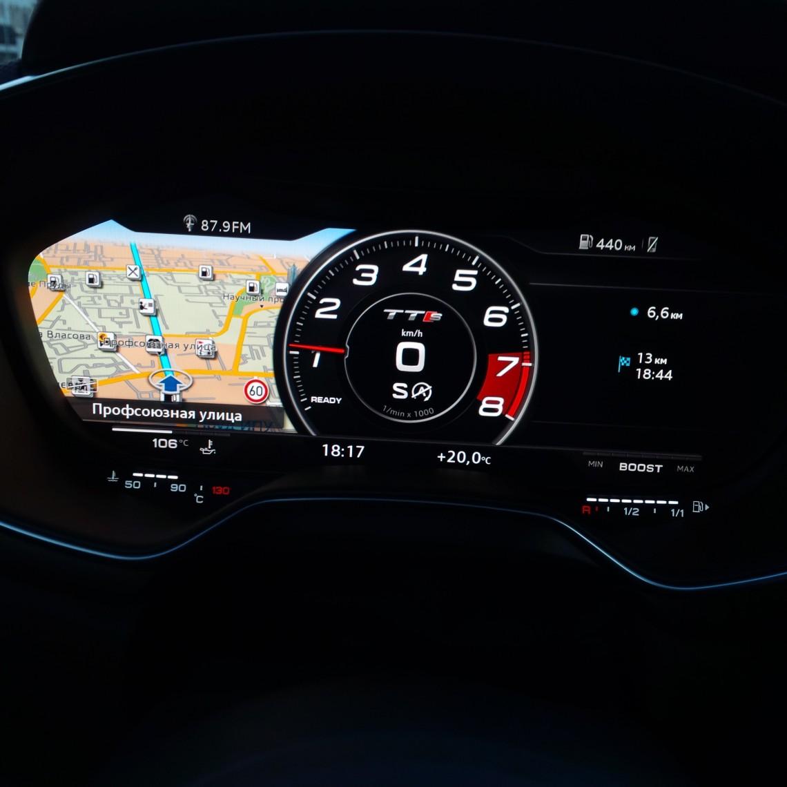 Один день из жизни виртуальной панели Virtual Cockpit
