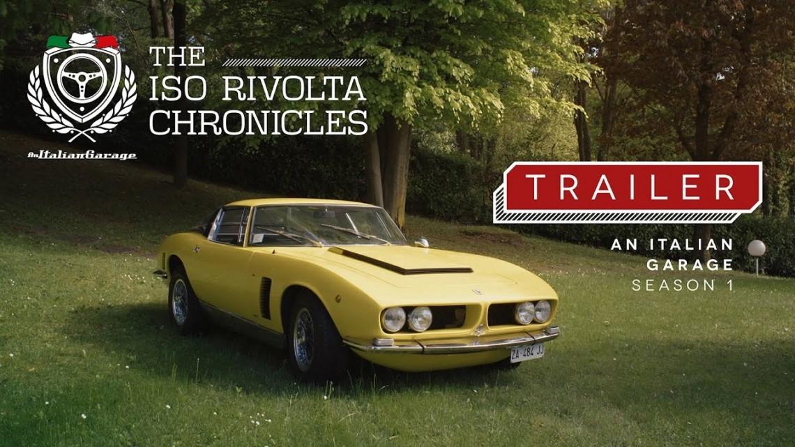 Итальянский гараж: Хроники Iso Rivolta. 1 серия