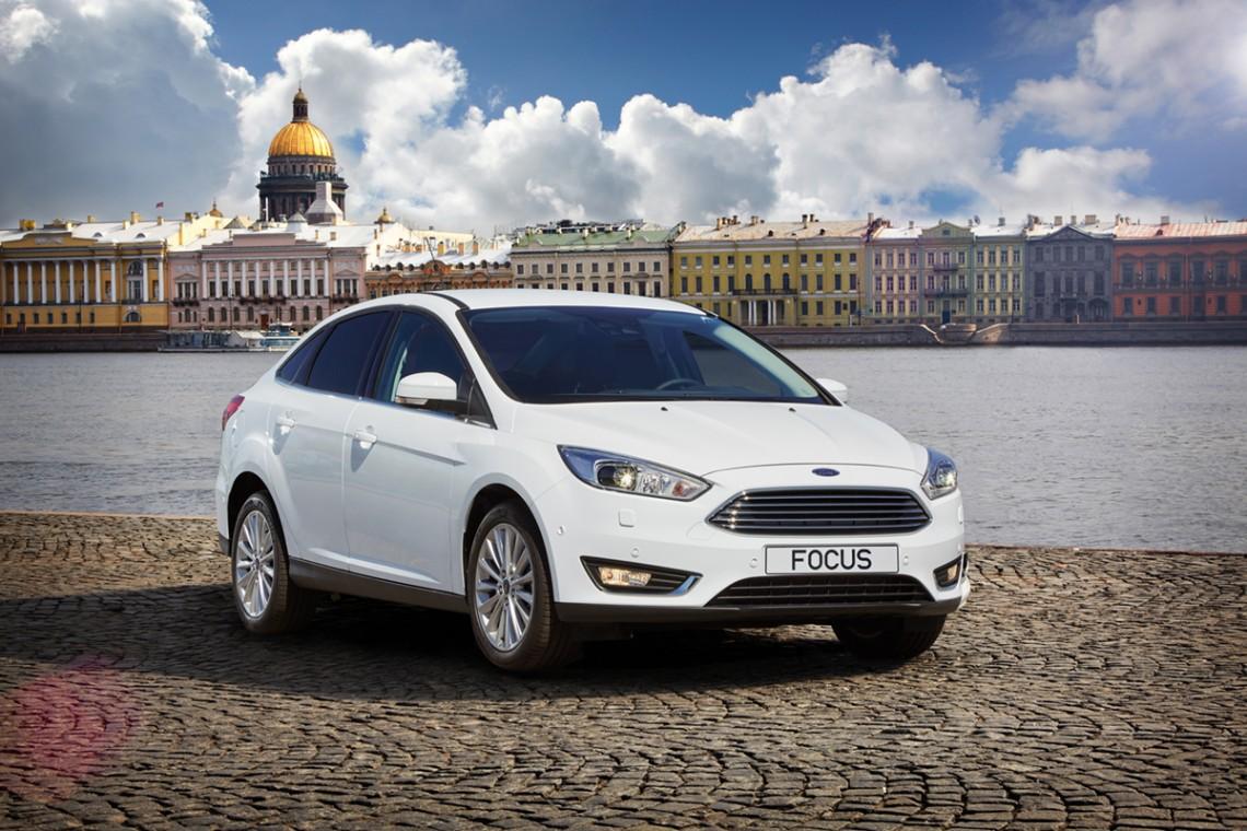 Обновленные Ford Focus уже поступили в татарстанские автосалоны