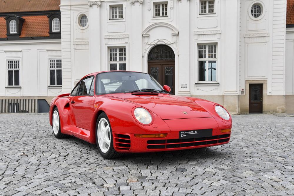 Porsche учреждает фонд Ферри Порше