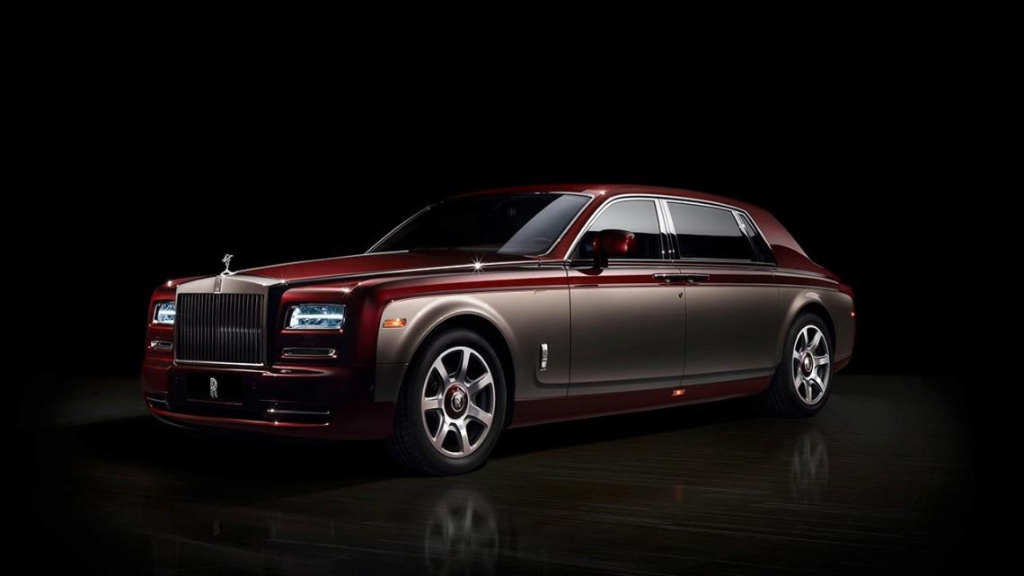 #ПеревожуКларксона, тест-драйв Rolls-Royce Phantom