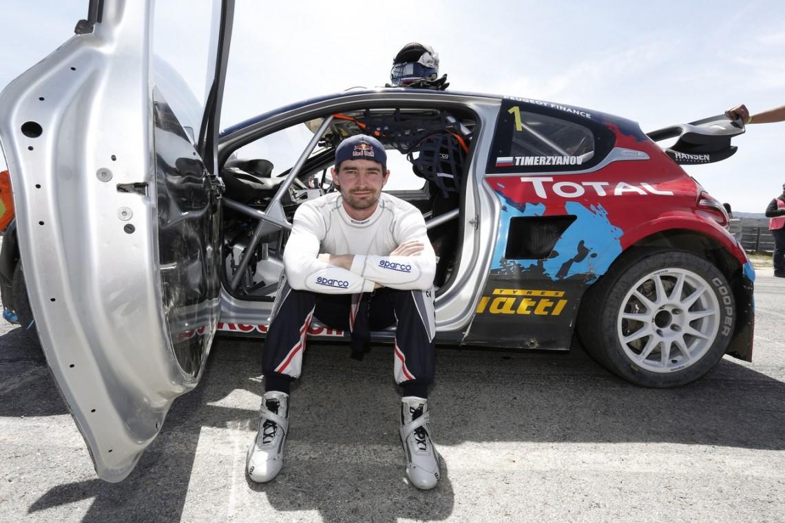 Тимур Тимерзянов: «Еще есть шансы стать вице-чемпионом мира», 2014