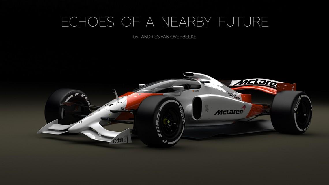 Формула-1 со стеклянным колпаком, красиво и безопасно?!