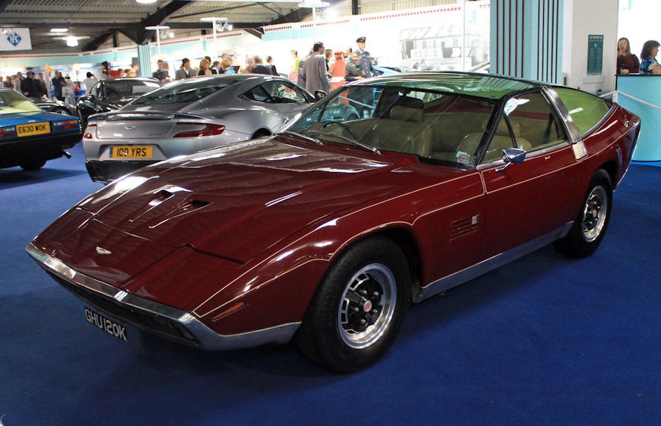 Aston Martin DBS V8 'The Sotheby Special - 40 лет забвения