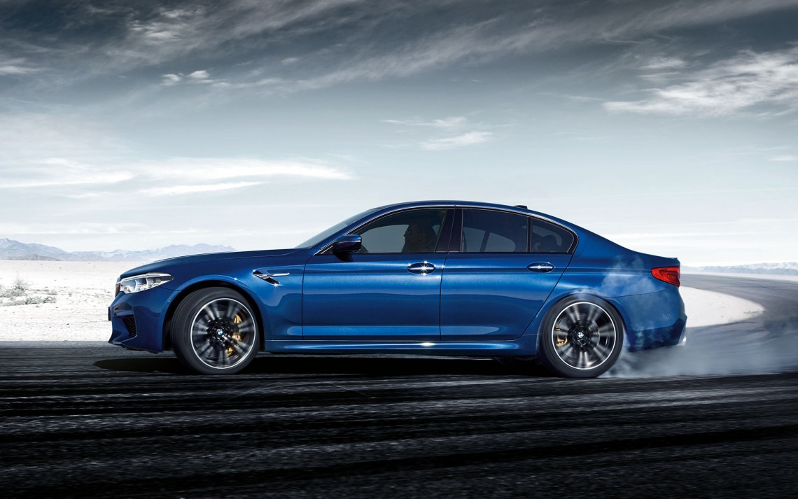 Новая BMW M5 F90 – фанаты в шоке! +BMW Z4 и X7 // Франкфурт 2017