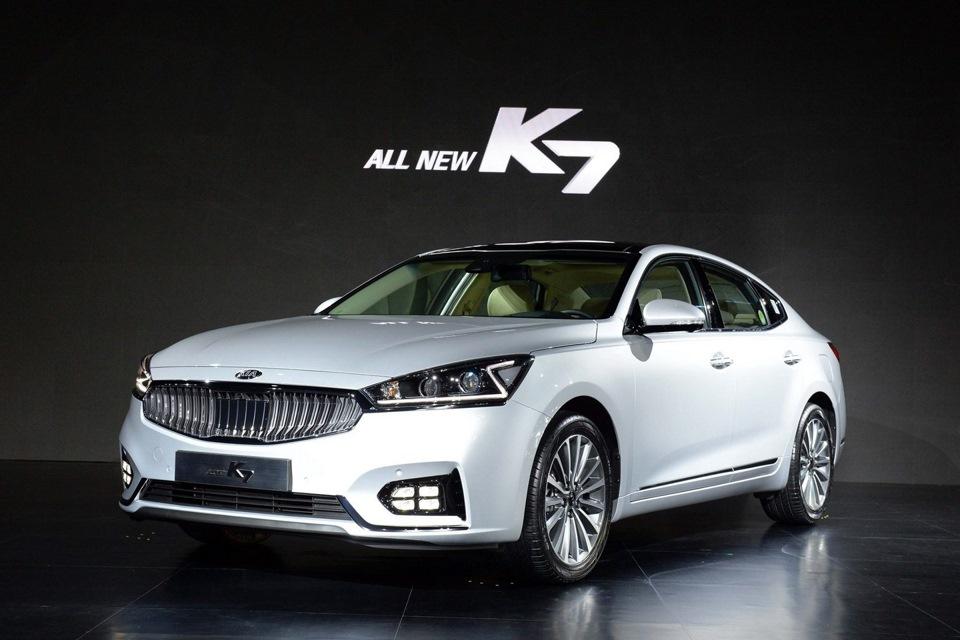 KIA Cadenza/K7 = Volvo по-корейски?