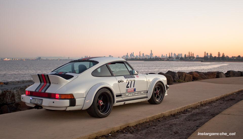 Porsche 934 от Autohaus Hamilton