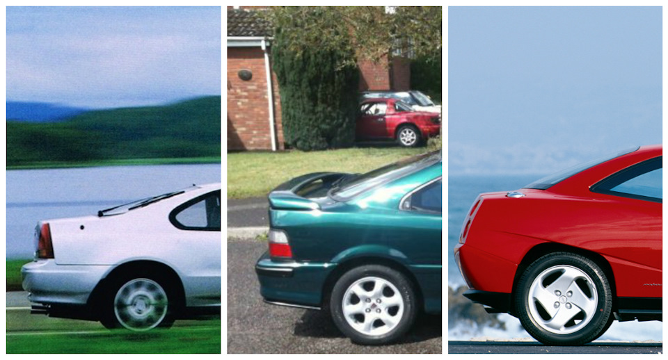 Тест-драйв: Fiat Coupe vs Honda Prelude vs Rover 220 Turbo, Перевод Autocar & Motor