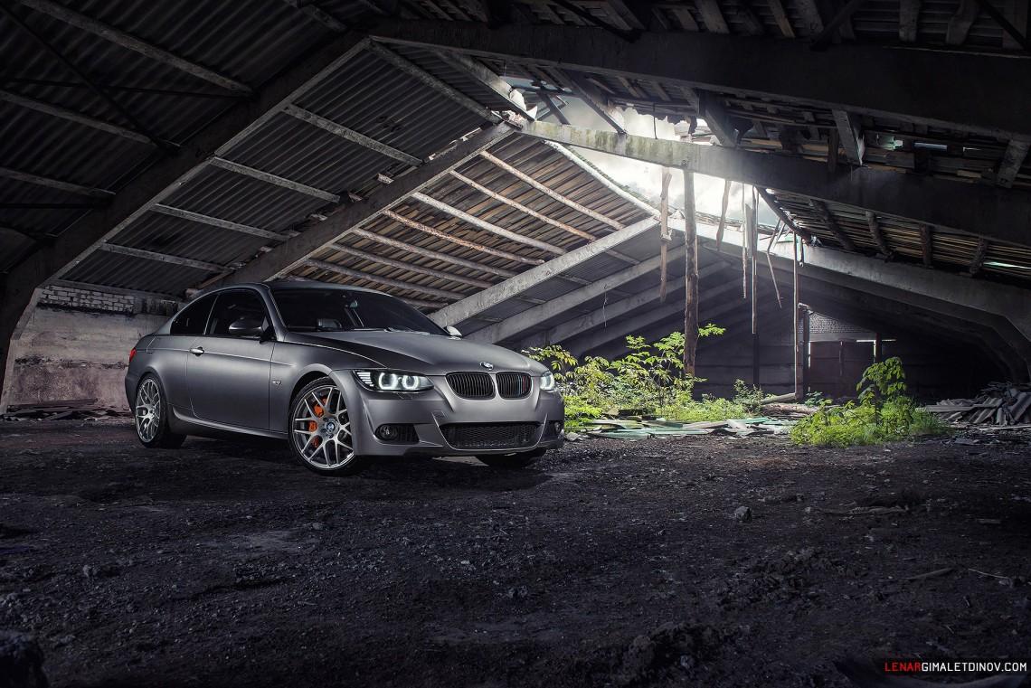 BMW 3-series coupe, казанский фотосет