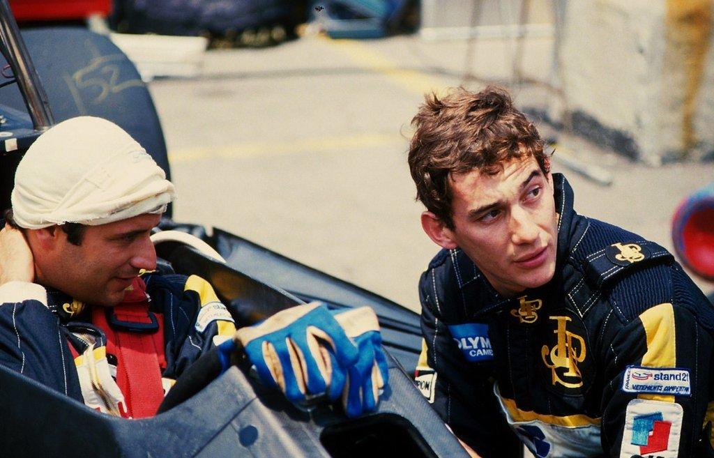 Lotus F1 1985 года: Сенна и де Анджелис, трагические совпадения