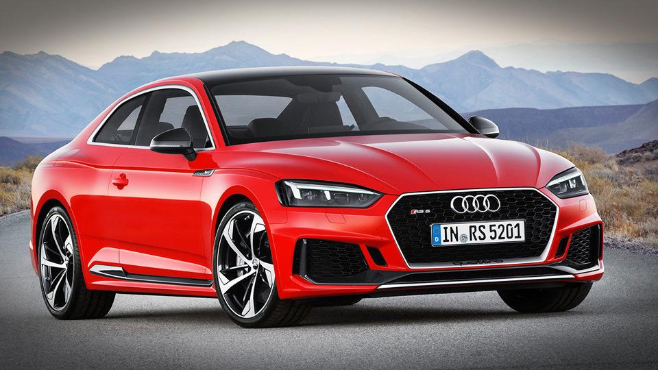 Колонка Кларксона: тест-драйв Audi RS 5