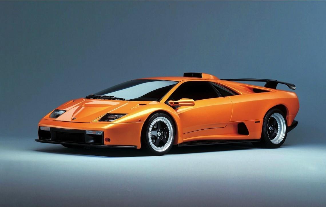 Редкие автомобили в России и их истории: Lamborghini Diablo