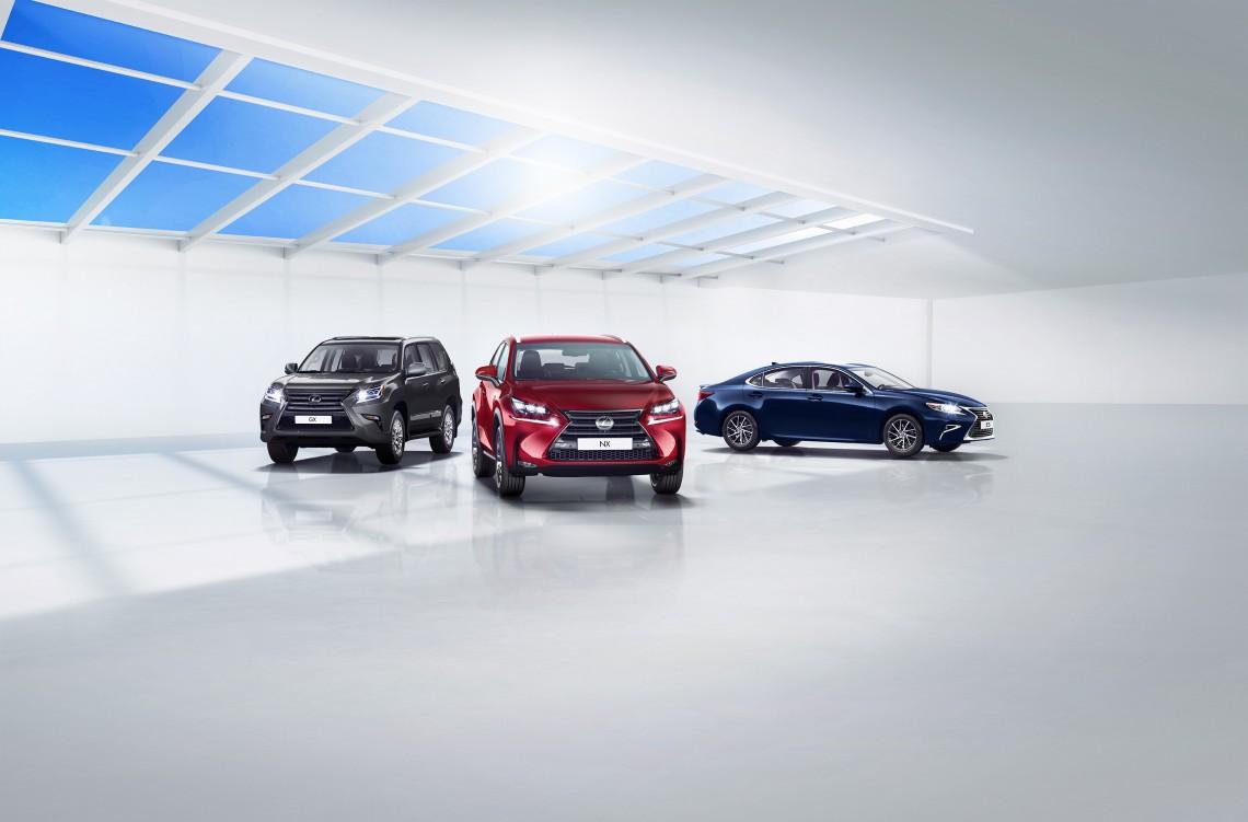 Lexus  приглашает на день открытых дверей в рамках «Роскошных недель»