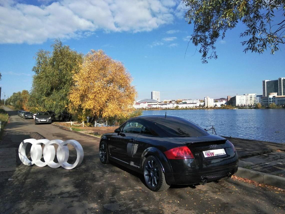 Audi TT clubsport mk1 в России! Редкий и быстрый