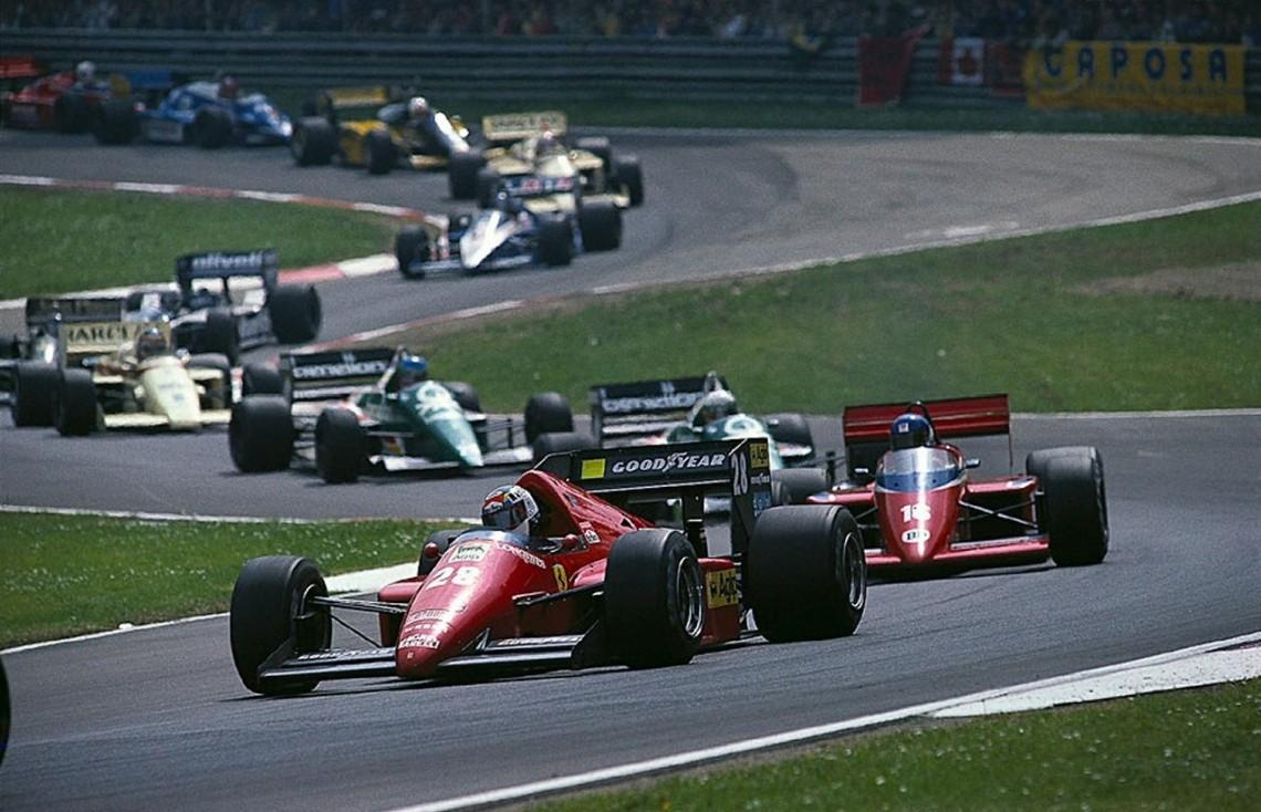 Легендарный 1986-й: какой мотор самый мощный в истории Формулы 1