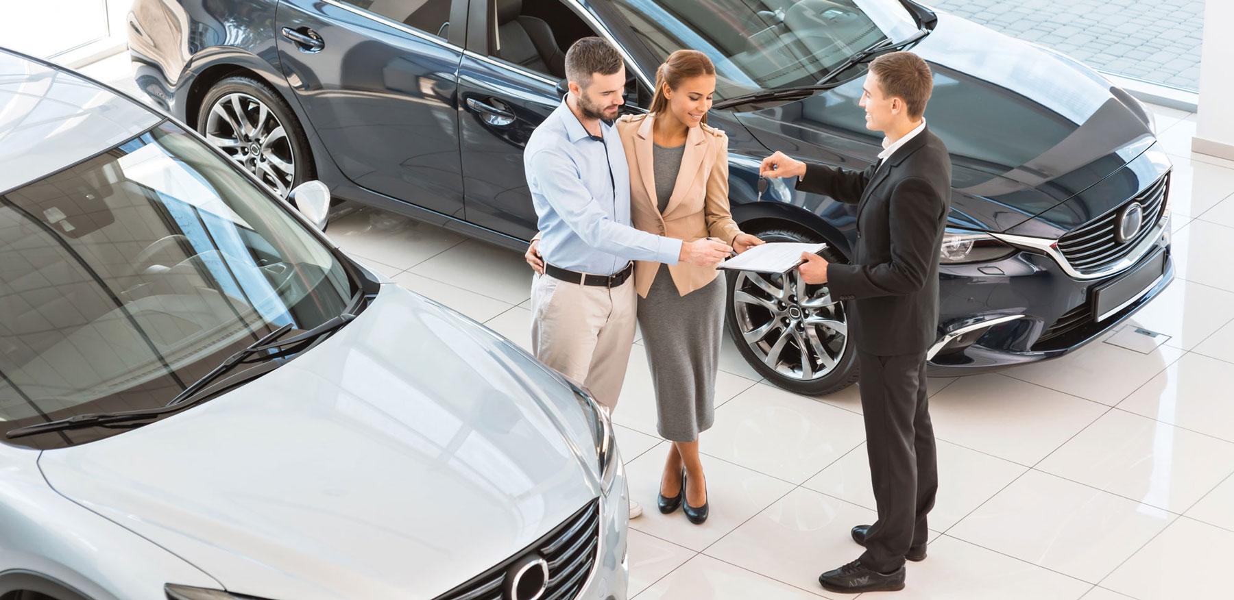 покупка авто в кредит